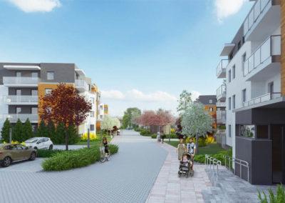 Brylantowe Przedmieście - nowe mieszkania w Gnieźnie