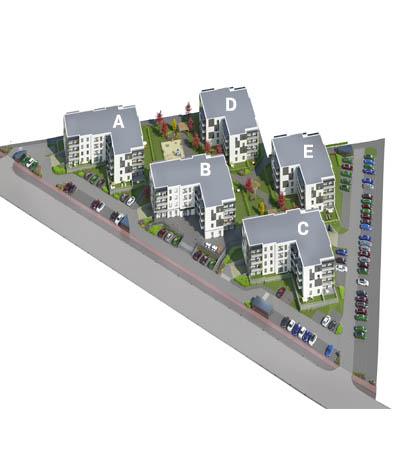 Osiedle mieszkaniowe w Płocku - Formuła Apart