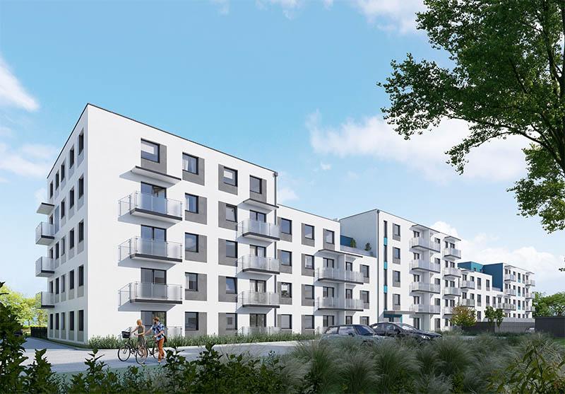 Apartamenty na sprzedaż we Wrześni